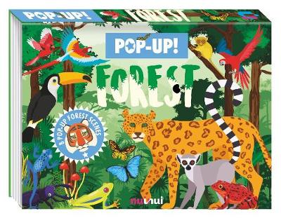Nature's Pop-Up: Forests book