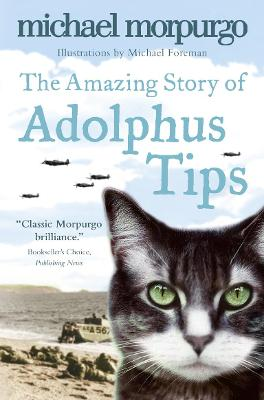 Amazing Story of Adolphus Tips book