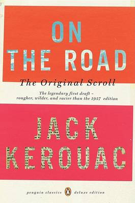 On the Road: The Original Scroll book