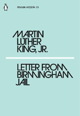 Letter from Birmingham Jail book