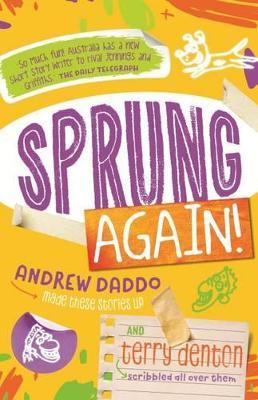 Sprung Again! book