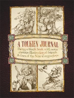 A Tolkien Journal by Running Press