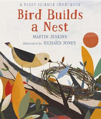 Bird Builds a Nest by Martin Jenkins