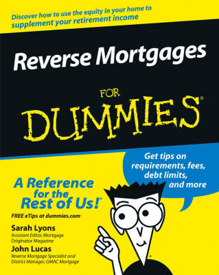 Reverse Mortgages For Dummies book