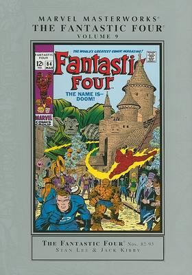 Marvel Masterworks: The Fantastic Four by Hachette Australia