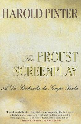 Proust Screenplay by Harold Pinter