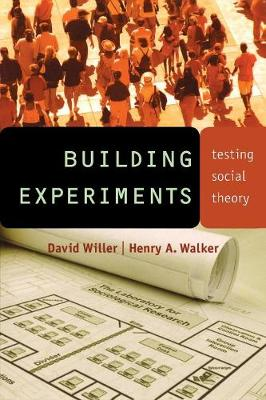 Building Experiments by David Willer