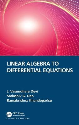 Linear Algebra to Differential Equations book