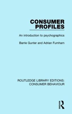 Consumer Profiles book