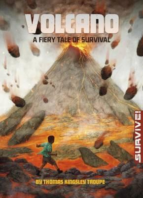 Volcano: A Fiery Tale of Survival book