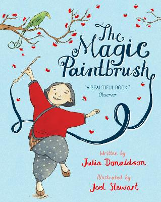 The Magic Paintbrush by Julia Donaldson