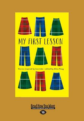 My First Lesson by Alice Pung