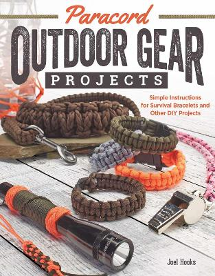 Paracord Outdoor Gear Projects by Pepperell Braiding Company