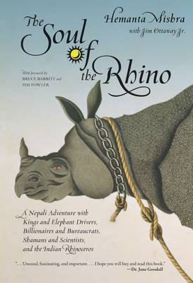 Soul of the Rhino by Hemanta R. Mishra