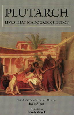 Lives that Made Greek History by Plutarch