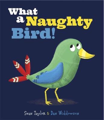 What a Naughty Bird by Dan Widdowson
