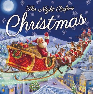 Night Before Christmas by Clement C. Moore