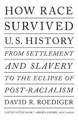 How Race Survived Us History: From Settlement and Slavery to The Eclipse of Post-Racialism by David R Roediger