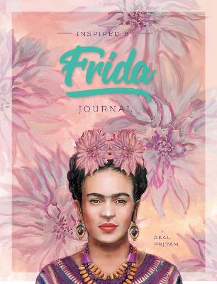 Inspired by Frida Journal book