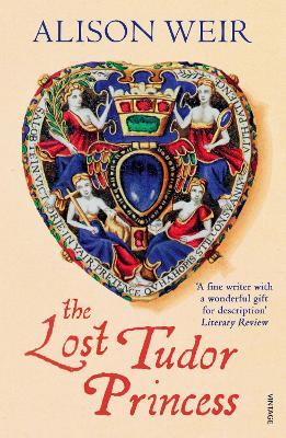 Lost Tudor Princess book