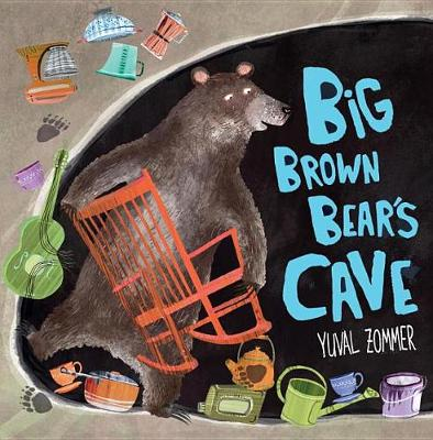 Big Brown Bear's Cave by Tuval Zommer
