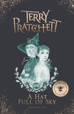 Hat Full of Sky by Terry Pratchett