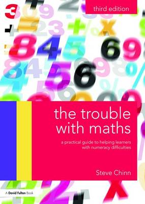 The Trouble with Maths by Steve Chinn