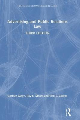 Advertising and Public Relations Law book