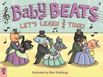 Baby Beats: Let'S Learn 3/4 Time! by Odd Dot