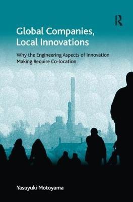 Global Companies, Local Innovations by Yasuyuki Motoyama