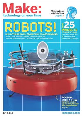 Make:Vol 27 Technology on Your Time by Mark Frauenfelder