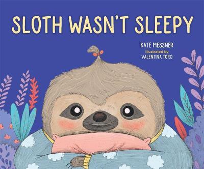 Sloth Wasn't Sleepy book