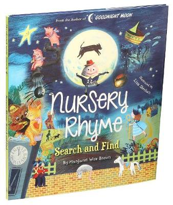 Nursery Rhyme Search and Find by Margaret Wise Brown