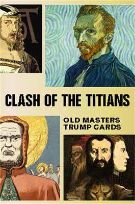 Clash of the Titians: Old Masters Trump Game by Mikkel Sommer