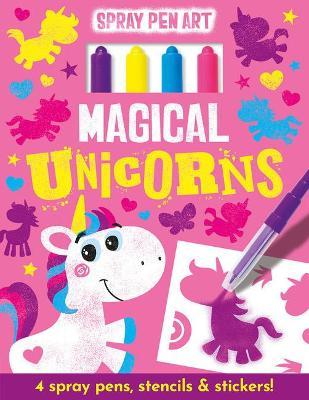 Magical Unicorns by Cordelia Nash