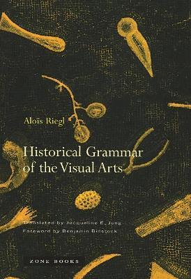 Historical Grammar of the Visual Arts book