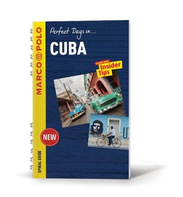 Cuba Marco Polo Travel Guide - with pull out map book