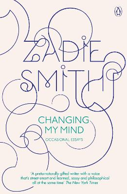 Changing My Mind book