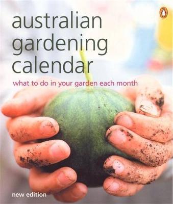Australian Gardening Calendar book