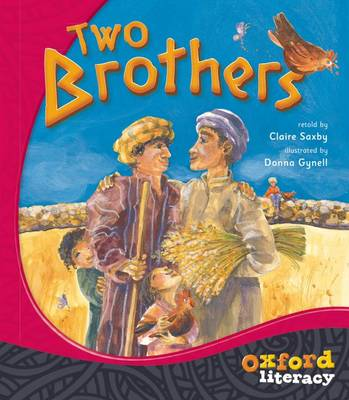 Oxford Literacy Two Brothers by Claire Saxby