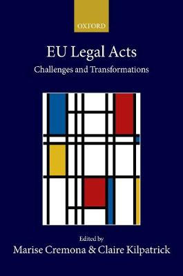 EU Legal Acts by Marise Cremona