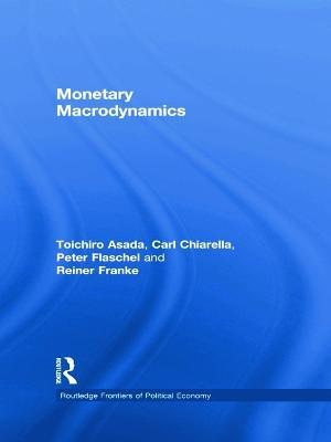 Monetary Macrodynamics book