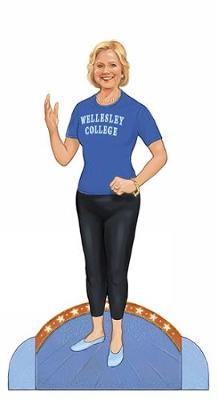 Hillary Clinton Paper Doll Collectible Campaign by Tim Foley