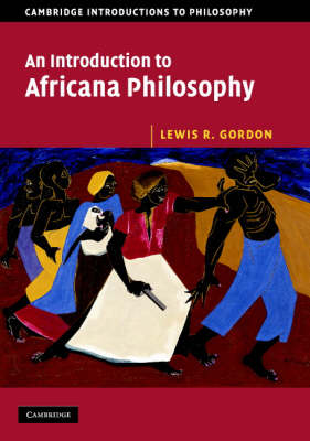 Introduction to Africana Philosophy book