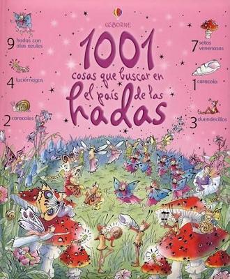 1001 Cosas Que Buscar en el Psia de las Hadas by Gillian Doherty