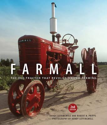 Farmall by Randy Leffingwell