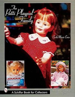Patti Playpal (TM) Family book