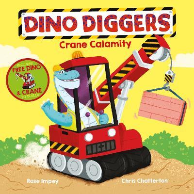 Crane Calamity by Rose Impey
