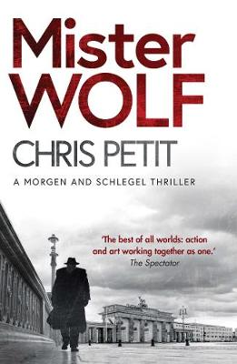Mister Wolf book