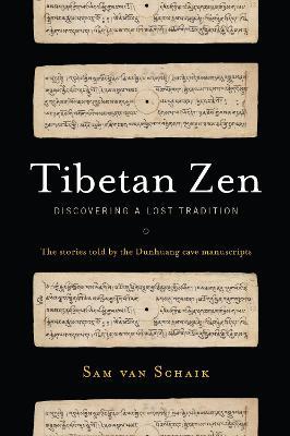 Tibetan Zen book